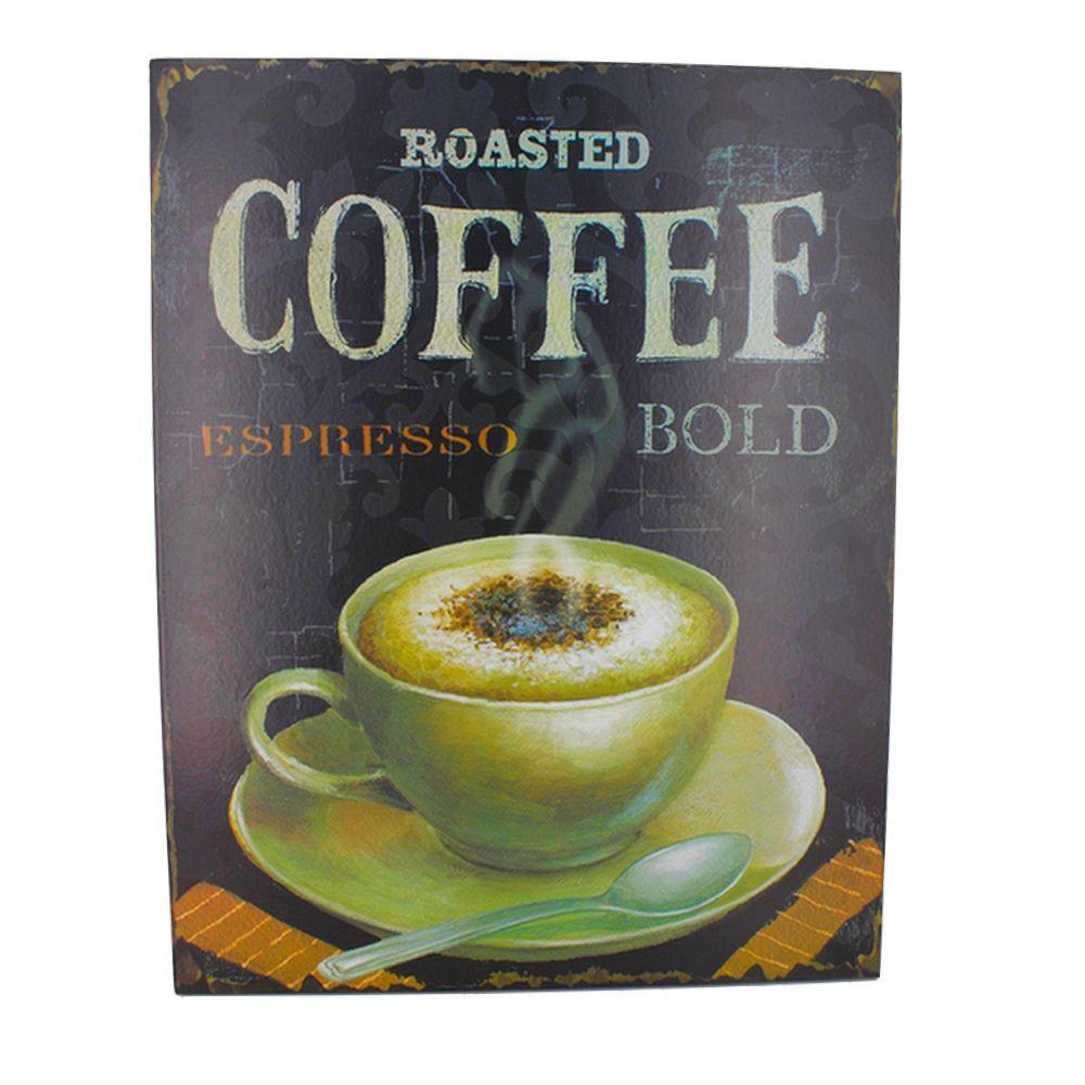 Quadro Decorativo – Café Expresso  - Shop Ud