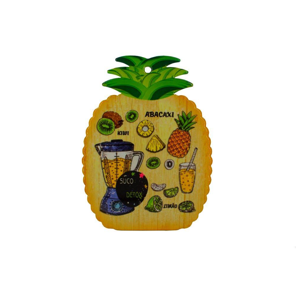 Quadro Decorativo – Suco de Abacaxi