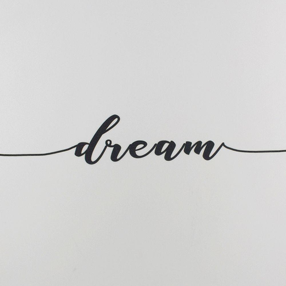 Quadro para Parede de Pendurar - Dream - 50cm x 40cm  - Shop Ud
