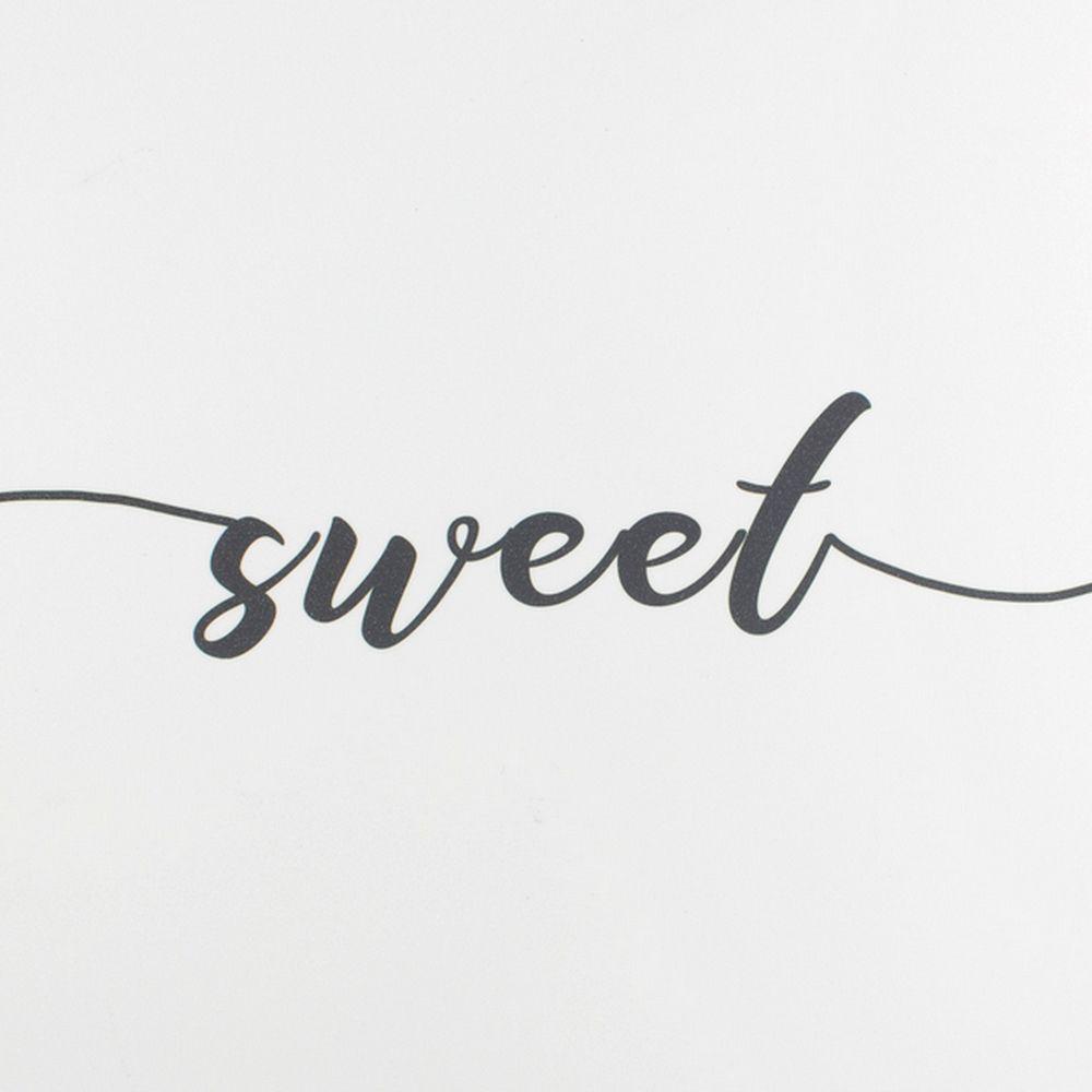 Quadro para Parede de Pendurar - Sweet - 50cm x 40cm  - Shop Ud
