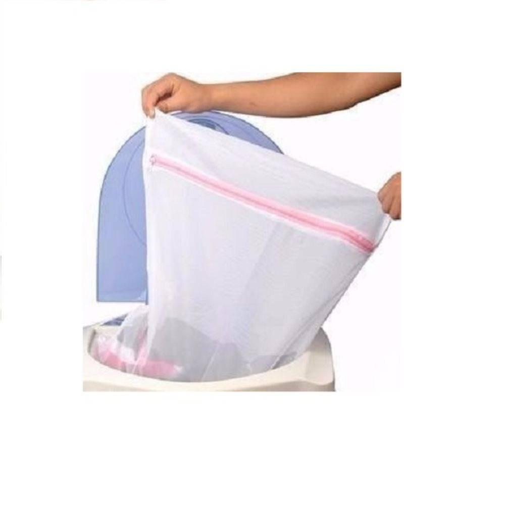 Saco Lavar Roupa  Delicada 30x40cm  - Shop Ud