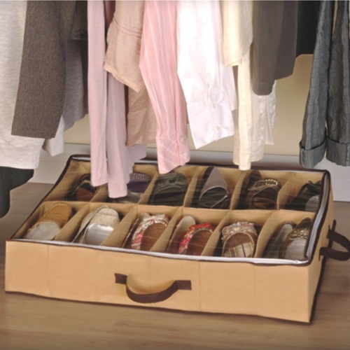Sapateira Flexível 12 Pares - kit 3 unids.  - Shop Ud