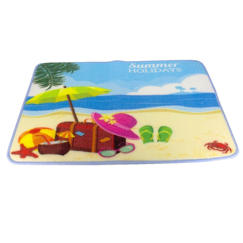 Tapete Decorativo - Férias, Praia (Summer Holidays)