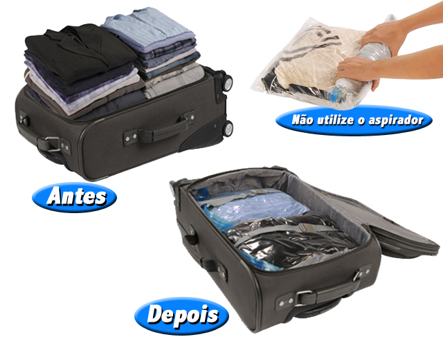 Vacuum Bag grande 80cmx68cm  - Shop Ud