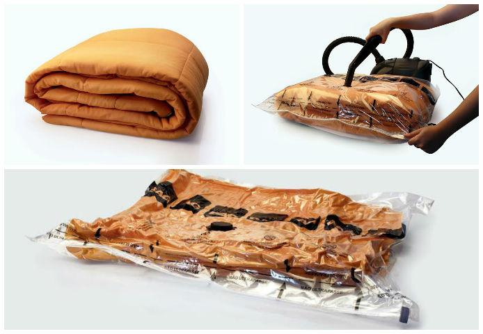 Vacuum Bag pequeno 35cmx50cm  - Shop Ud