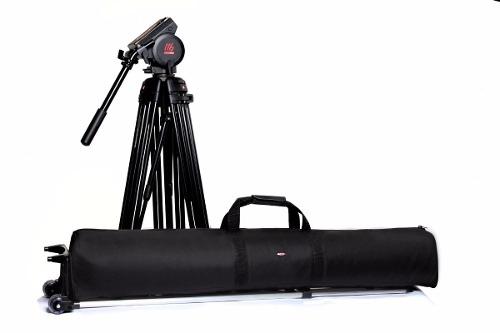 Bolsa West Bag Para Tripé Profissional Com Alça Tiracolo E Rodinhas - W110