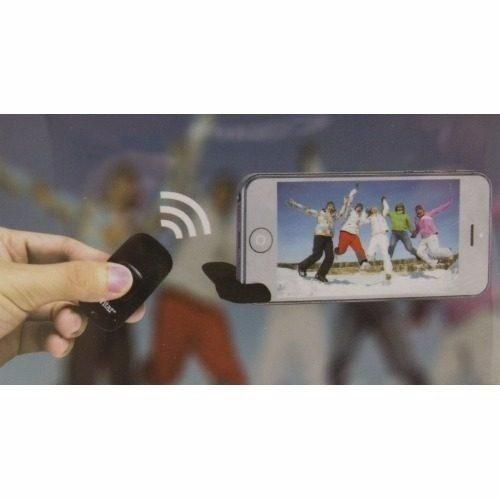 Controle Sem Fio Vivitar Para Selfie Em Iphone Smartphone Ou Tablet - VIV-RC720