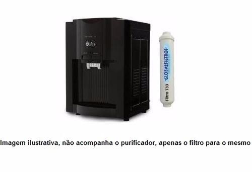 Refil Para Filtro Purificador De Água Polar - WP3000