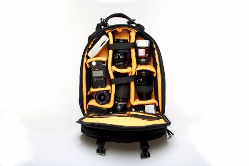 "Mochila Fotográfica Grande Comporta Notebook 15"" - VMB III"