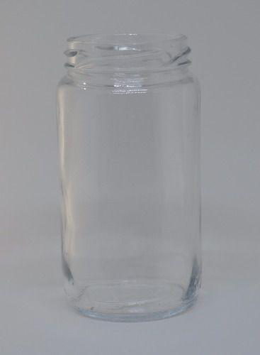24 Potes De Vidro De 347ml - Tampa Metalizada - Para Mel, Geleia, Azeitonas, etc AZ200