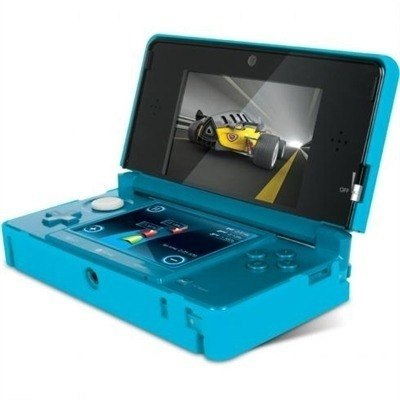 Estojo Capa Case Protetor Para Nintendo 3DS Com Bateria Extra - Dg3ds4245