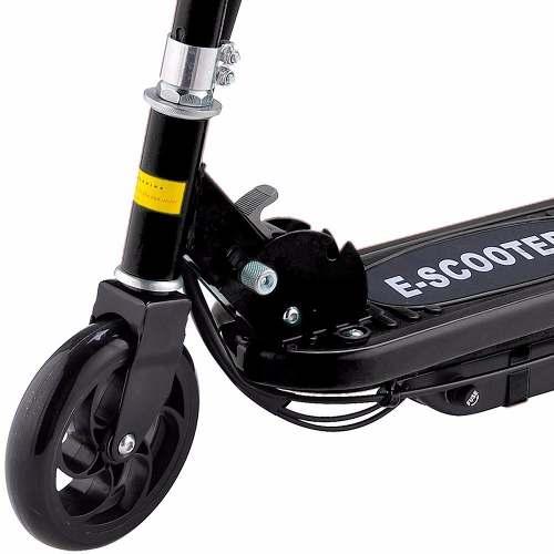 Patinete Elétrico Motorizado Scooter - Preto 24v