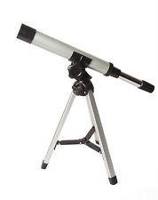 Telescópio Vivitar Ampliação 15X Objetiva 30mm e Tripé - VIVTEL30300