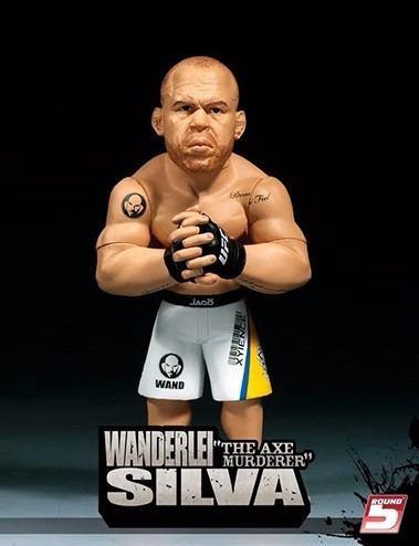 Boneco Action Figure UFC Ultimate Fighting Championship - Wanderlei Silva