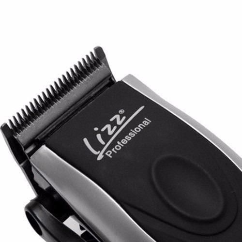 Maquina De Cortar Cabelo, Pelos e Barba Lizz PRO100 - TO0009B 220v