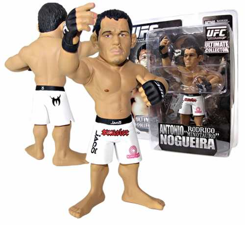 Boneco Action Figure UFC Ultimate Fighting Championship - Rodrigo Minotauro