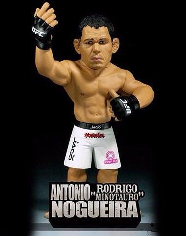 Boneco Action Figure UFC Ultimate Fighting Championship - Rodrigo Minotauro
