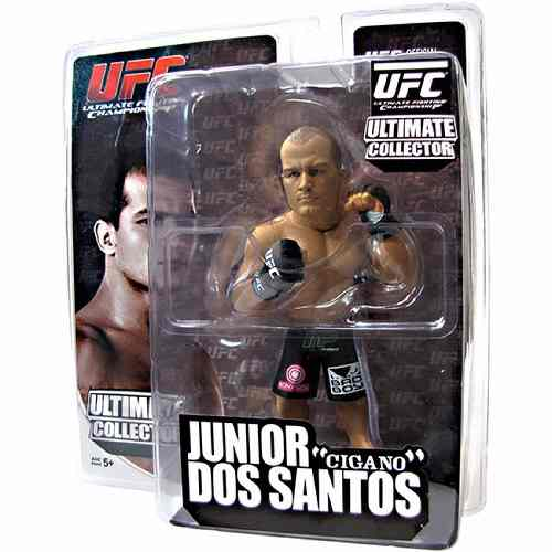 Boneco Action Figure UFC Ultimate Fighting Championship - Junior Dos Santos Cigano