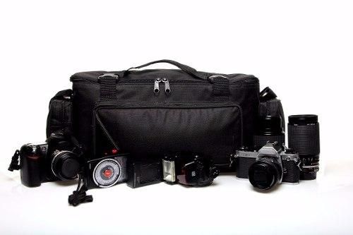 Mala West Fotográfica Para Câmera Ou Filmadora - Oceanic 2