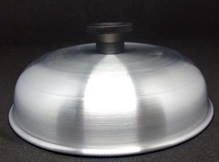 Abafador De Hambúrguer 15cm - 15.ABAF