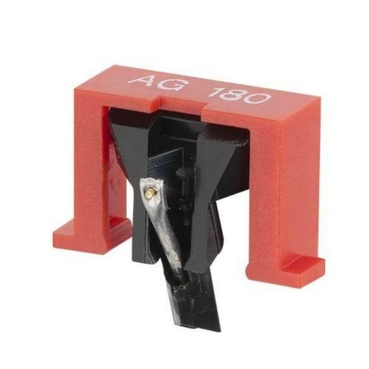 Agulha Ag-180 Original Leson Para Toca Discos e Vitrola - Ag-180
