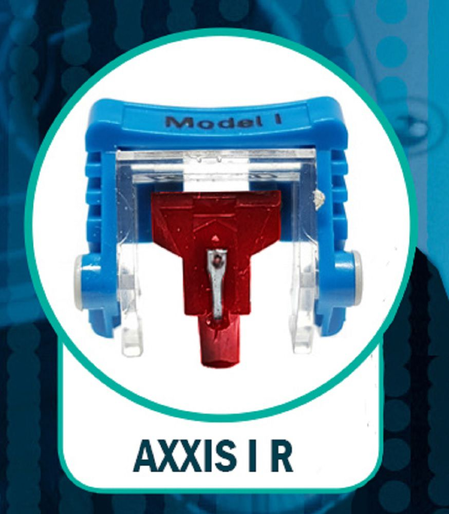 Agulha Axxis I Rubi Original Leson Azul Sony Philips Cce - Axxis I R