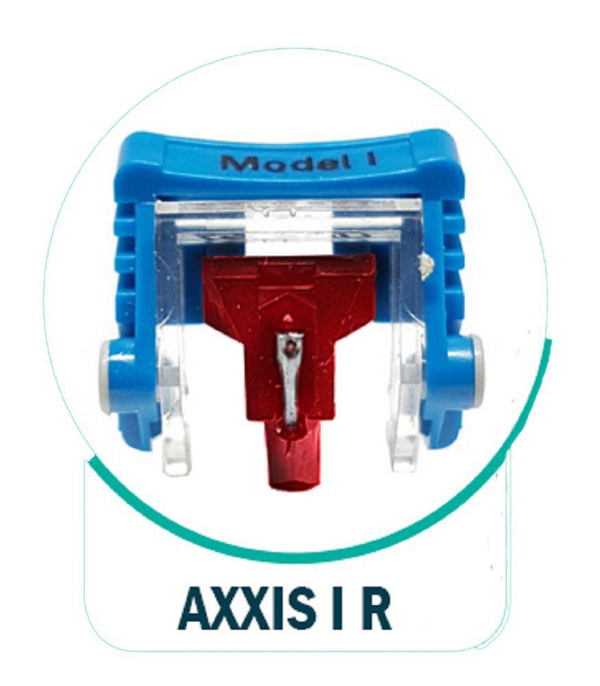 Agulha Axxis I Rubi Original Leson Azul Sony Philips Cce - Axxis I R