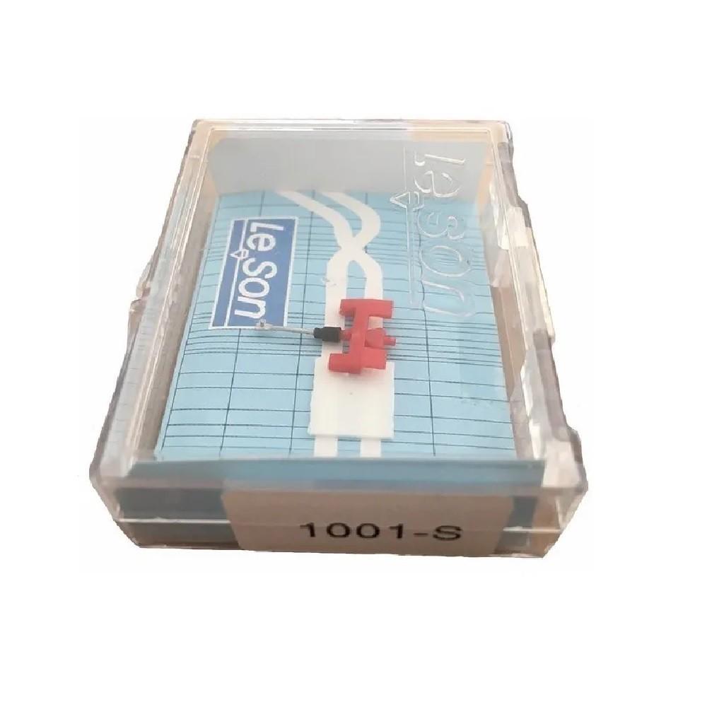 Agulha Leson 1001-S Safira Original Para Toca Discos E Vitrola - 1001-S