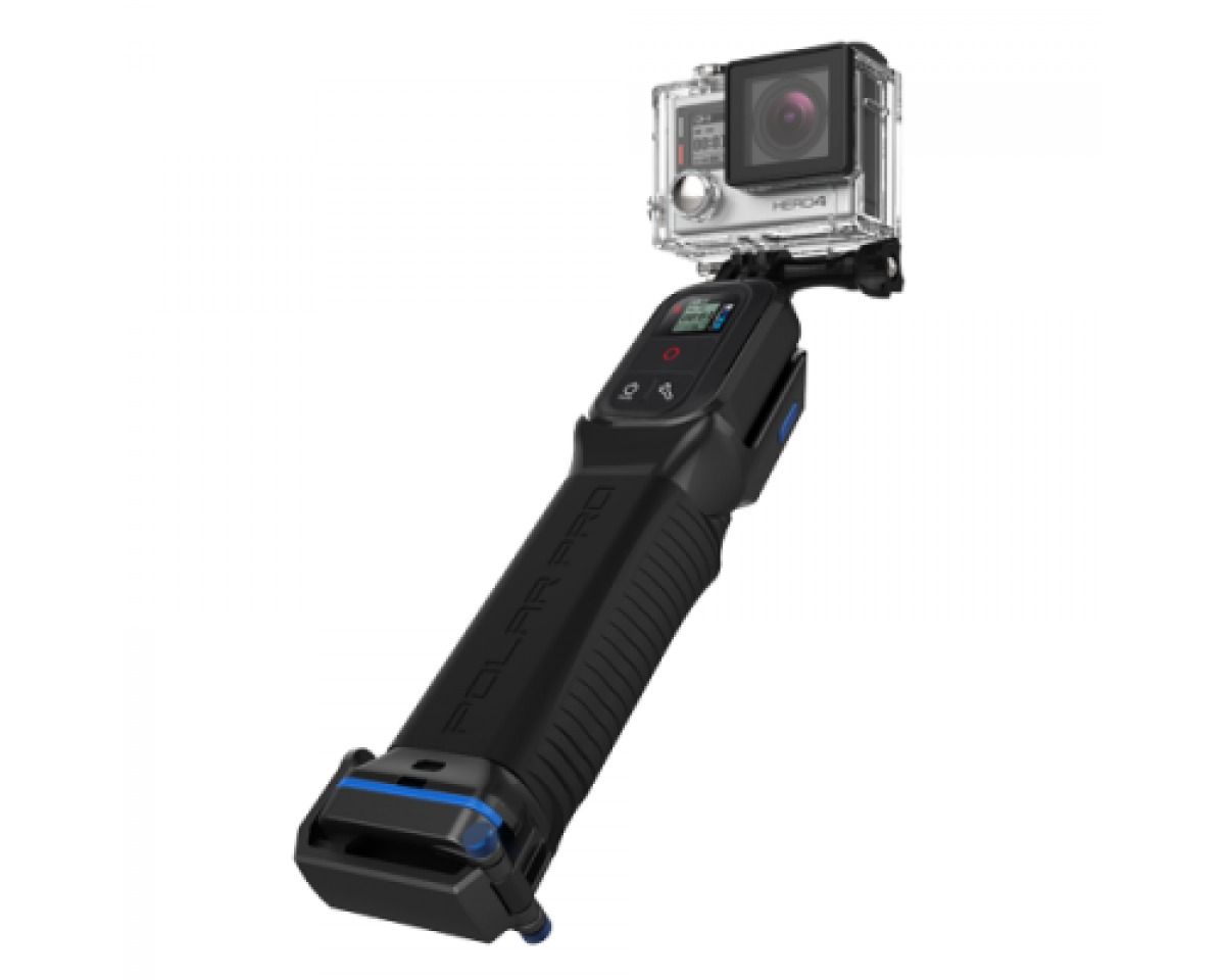 Bastão Grip Flutuante PolarPro Para Câmera GoPro - Rmt-Grip