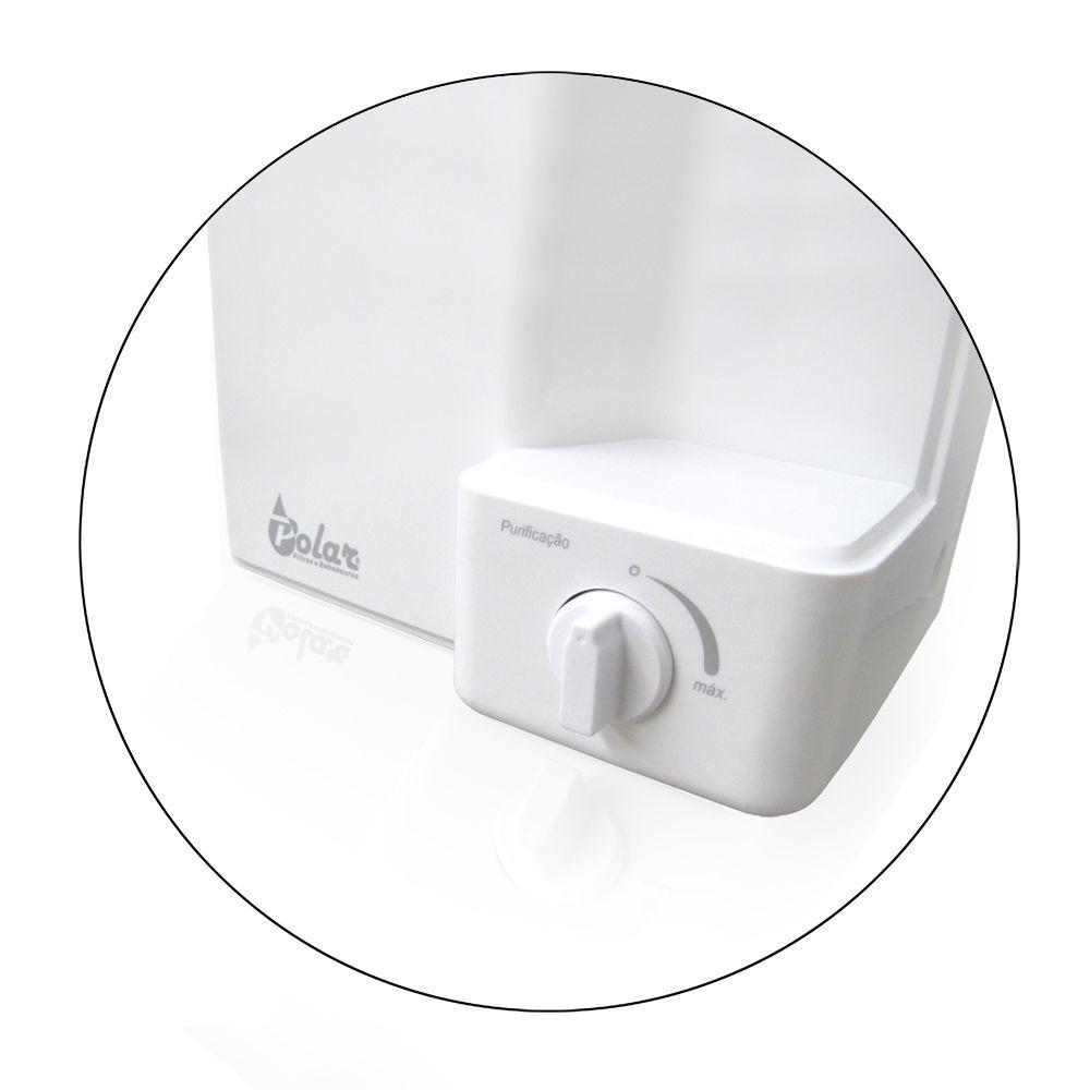Filtro Bebedouro Basic Branco Polar - WP100B