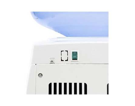 Bebedouro Eletrônico Refrigerado Polar Branco - Sv1100b 110v