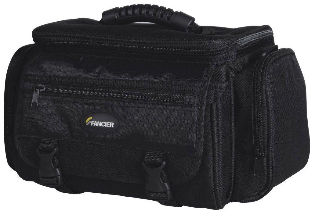 Bolsa Fancier Para Câmera Fotográfica E Filmadora E Acessórios - WB3427