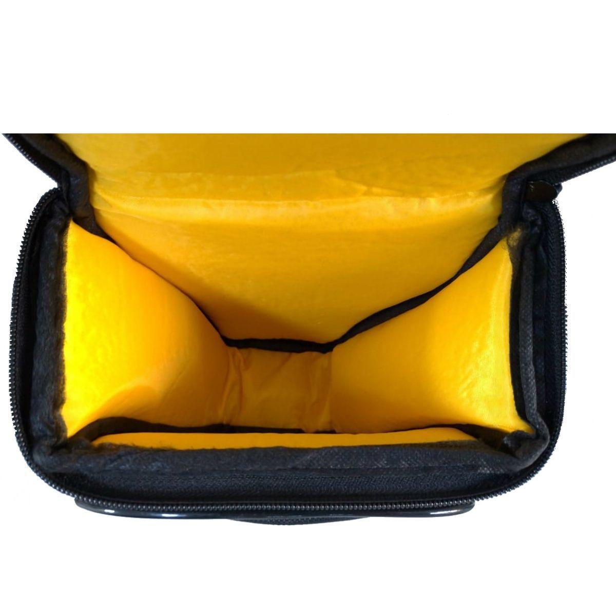 Bolsa Fotográfica Profissional Para Câmeras E Acessórios - ISA1