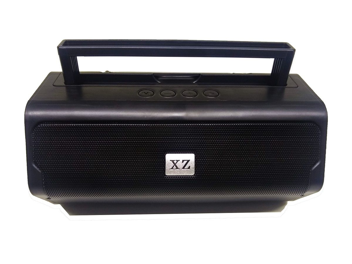 Caixa De Som Portátil Bluetooth e Wireless Nmusyl 1200mAh 5W - MU-V6