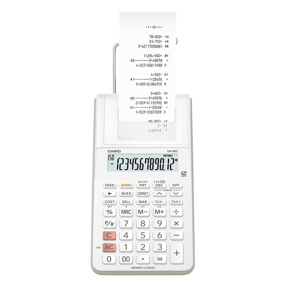 Calculadora Casio - HR-8RC