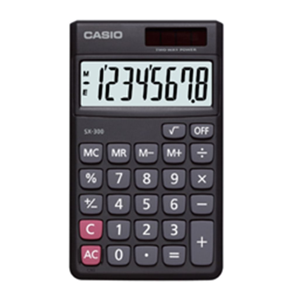 CALCULADORA CASIO - SX-300