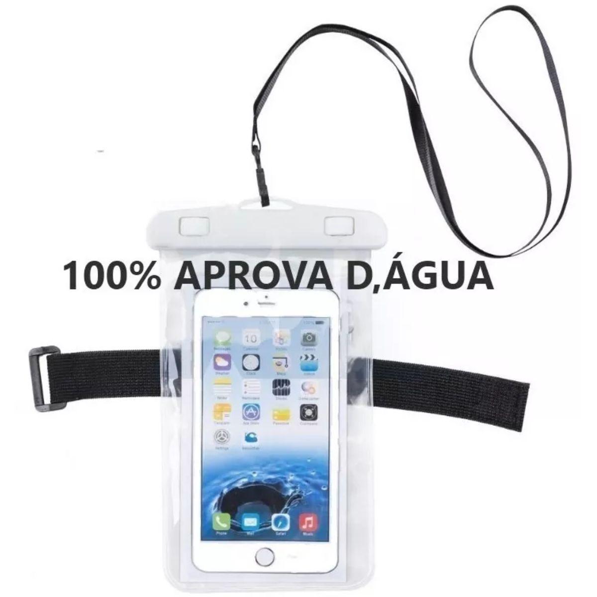 Capa Protetora De Celular Universal Para Mergulho