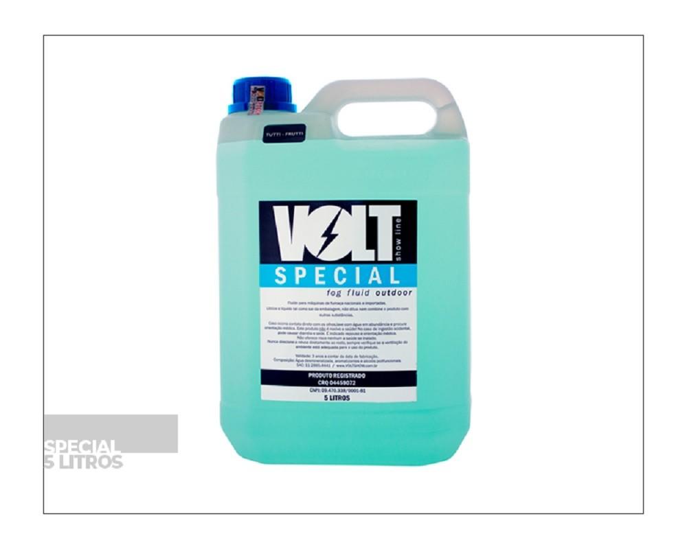 Carga Líquido Fluído 5 Litro Para Maquina Fumaça Linha Special Volt  - MY1002