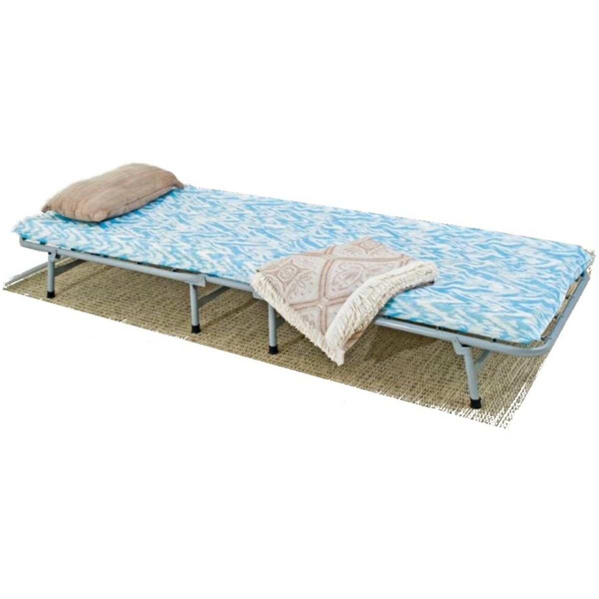 Colchão Solteiro Confortável Para Cama Ellegance 1,90 x 0,70 x 0,08m Hashigo