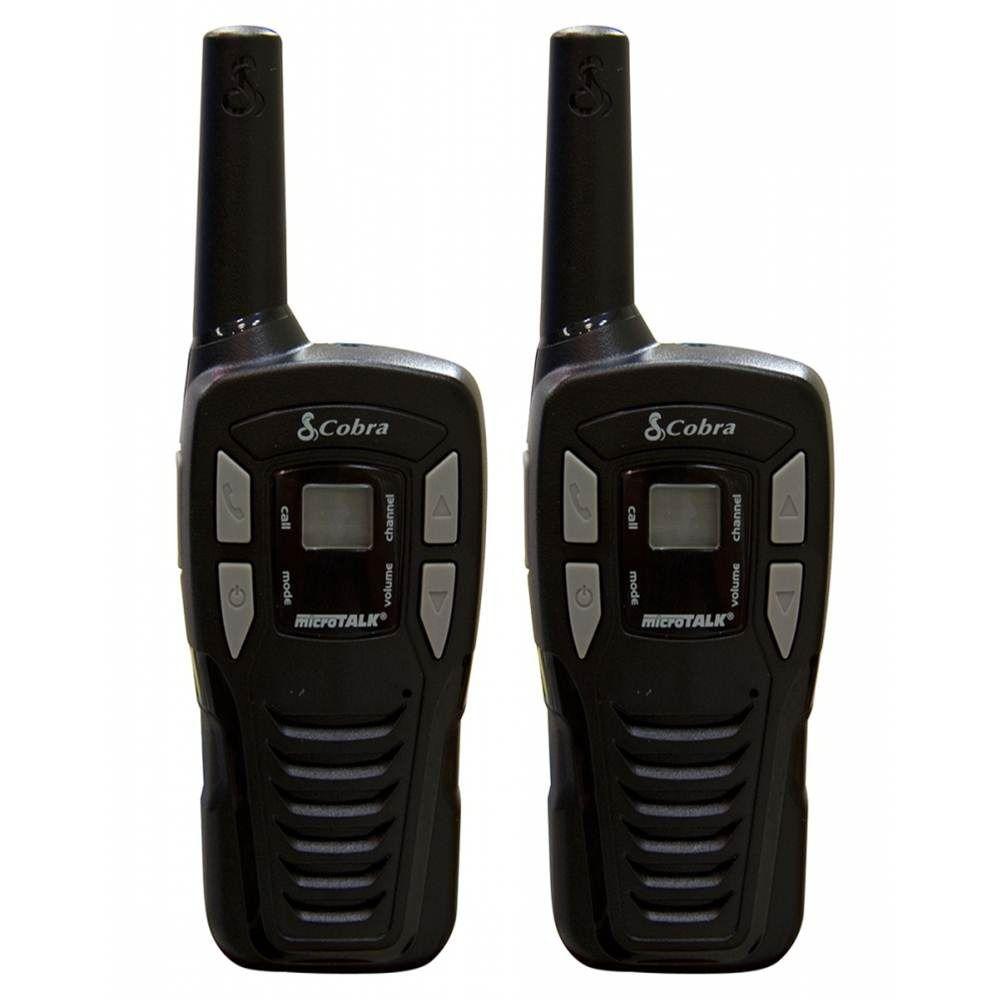 Conj. Rádio de Comunicação (Par) - CXT145 Cobra