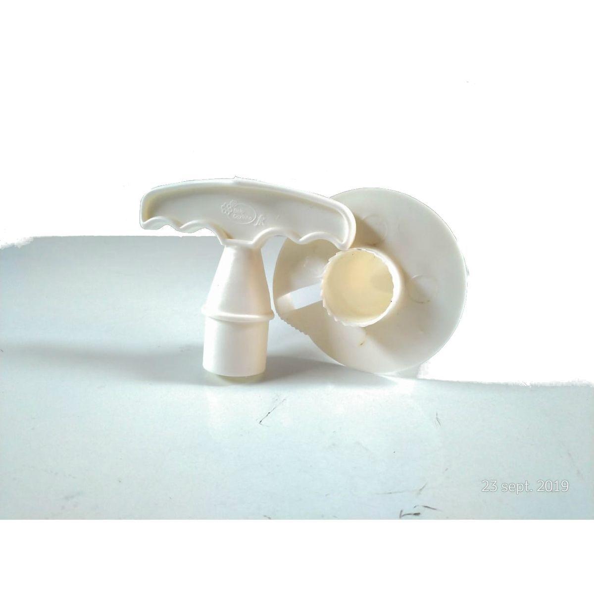 Descascador De Abacaxi Caseiro Plástico Reforçado - Gallizzi
