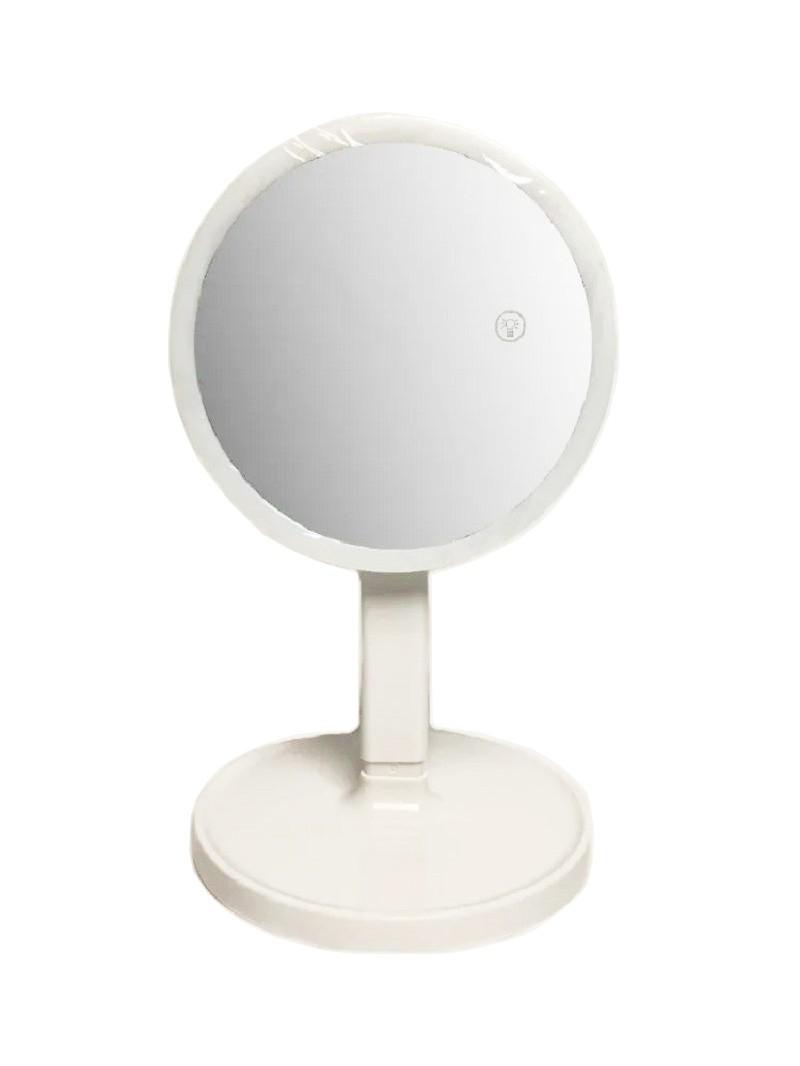 Espelho Led Para Maquiagem Ampliação 7X - BC-100