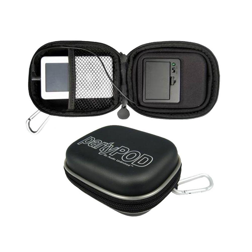 Estojo Rígido Com Alto-falante Para Smartphone, iPhone, iPod e MP3/MP4 Player - SPKPOD