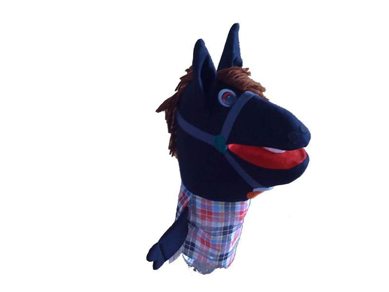 Fantoche Cavalo - 1 Peça - Jodane 7013