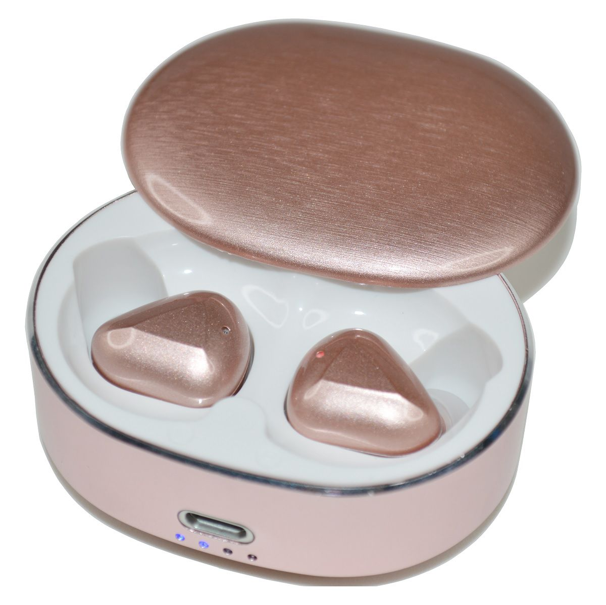Fone De Ouvido Bluetooth Touch Duplo Sem Fio - T50