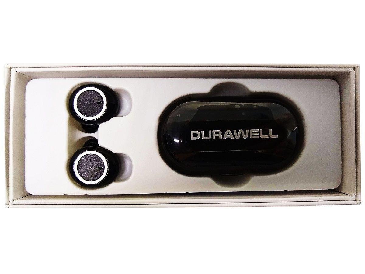 Fone De Ouvido Dual Bluetooth 5.0 TWS Par Sem Fio - B097