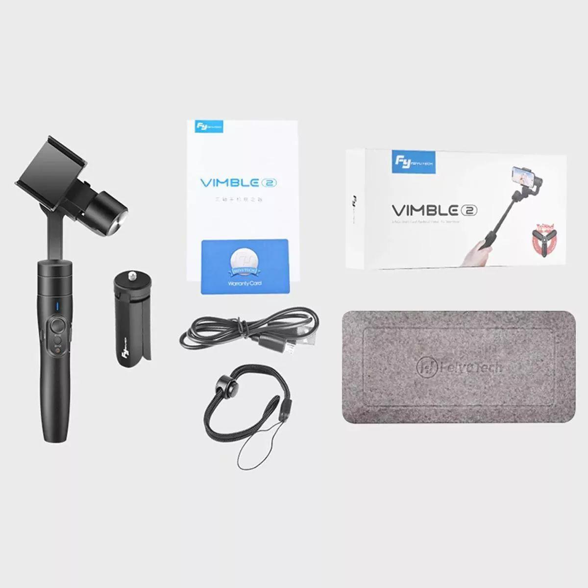 Gimbal Estabilizador Para Camera e Celular Vimble 2 - FI0382