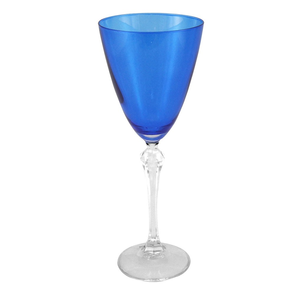 Jogo 6 Taças Vinho Tinto Elizabeth 250 ML Ricaelle - 40760-250-AZ