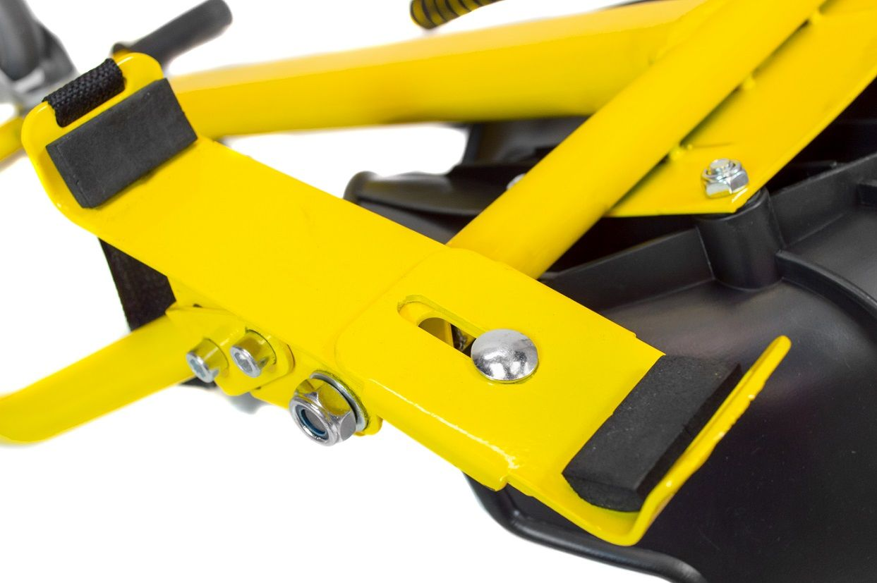 Kit 2x Carrinho Para Hoverboard Two Dogs - Gokart
