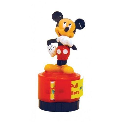 Kit 7 Caixas Carimbos  E Adesivos Do Mickey E Minnie
